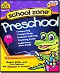 School Zone Preschool 2 Pack