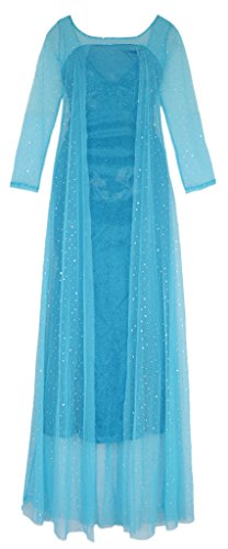 Eyekepper Play Dress Up Frozen Elsa Costume Adult