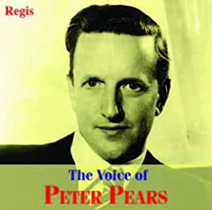 The Voice of Peter Pears