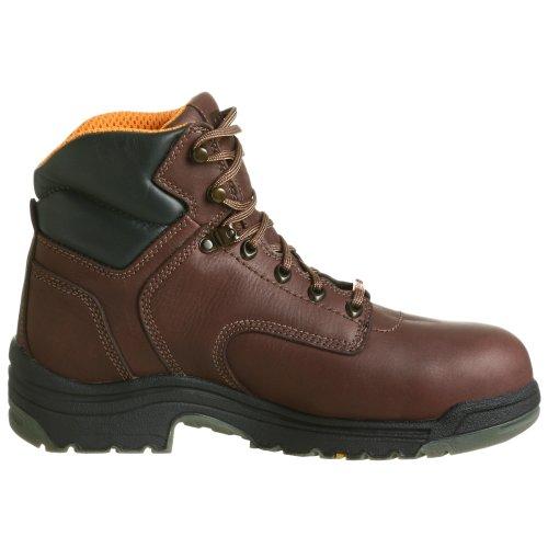 Timberland Pro Menns 26078 Titan 6 '' Vanntett Arbeid Boot fuMKZGLcXQ