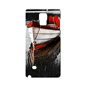 BLUEDIO Designer Printed Back case cover for Samsung Galaxy Note 4 - G1838
