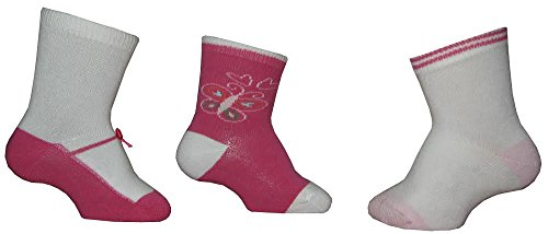 Mustang Mustanggirls Socks6-7 Years Fushia (Red)