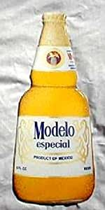 Amazon.com - Modelo Mexican Beer Bottle Metal Sign Tin -