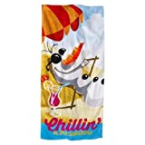 Disney Frozen Chillin Beach Towel