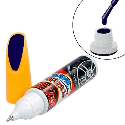 stylo pinceau de retouche peinture bleu pour carrosserie. Black Bedroom Furniture Sets. Home Design Ideas