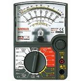 三和電気計器 SP-21/C  アナログマルチメータ(アナログテスター/テスター)ハードケース(C-SPH)付きモデル