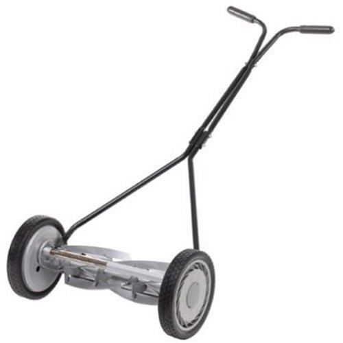 Great States 415-16 16-Inch Standard Full Feature Push Reel Lawn Mower With T-Style Handle And Heat Treated Blades image
