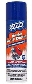 Gunk M720-12PK Chlorinated Brake Parts Cleaner - 19 oz., (Case of 12)