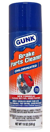 Gunk M720-12PK Chlorinated Brake Parts Cleaner - 19 oz., (Case of 12) (Parts Cleaner compare prices)