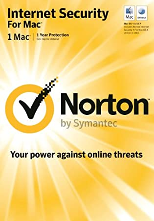 Norton Internet Security for Mac [Download]