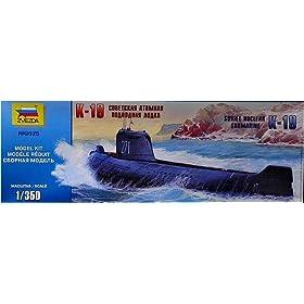 K-19 Soviet Nuclear Submarine