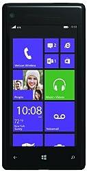 HTC 8X 4G Windows Phone, Black (Verizon Wireless)