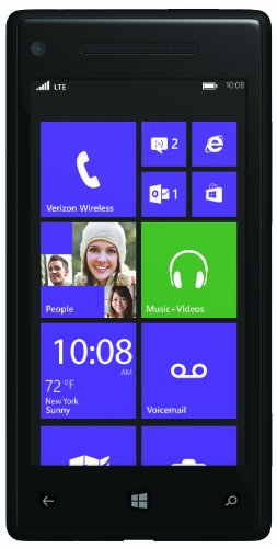 For Sale! HTC 8X, Black 16GB (Verizon Wireless)