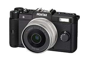 Pentax Q 12.4 MP CMOS Sensor Kit with 8.5mm 1.9 AL [IF] Prime Lens(Black)