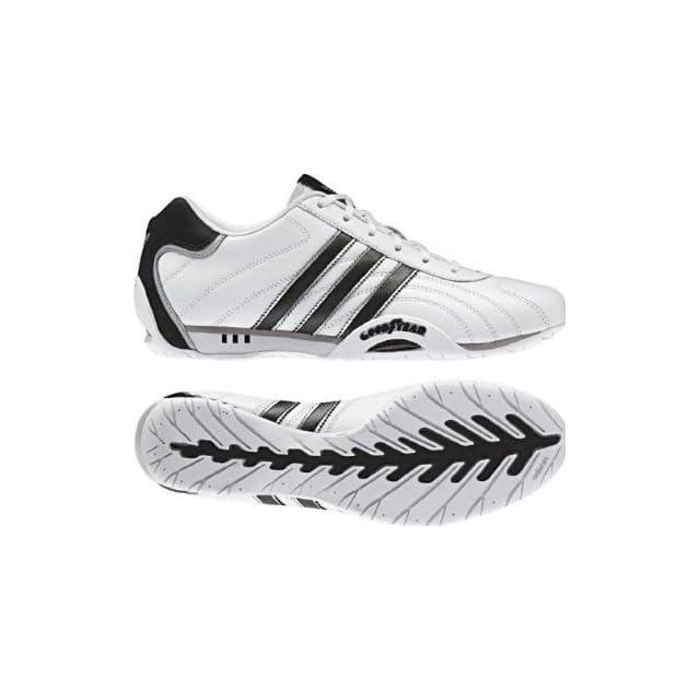 size 40 2e7a1 64a33 Adidas Adi Racer Low Men`s Shoes White  Black 1  Mt.Silver