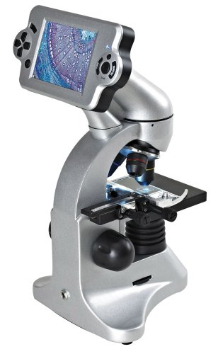 iOptron ST-640 Digital Microscope with LCD Screen