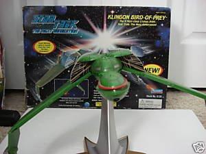 Star Trek TNG Klingon Bird of Prey