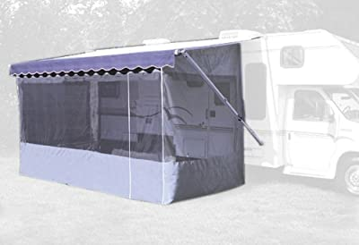Camco 45121 14' RV Open Air Deluxe Screen Room