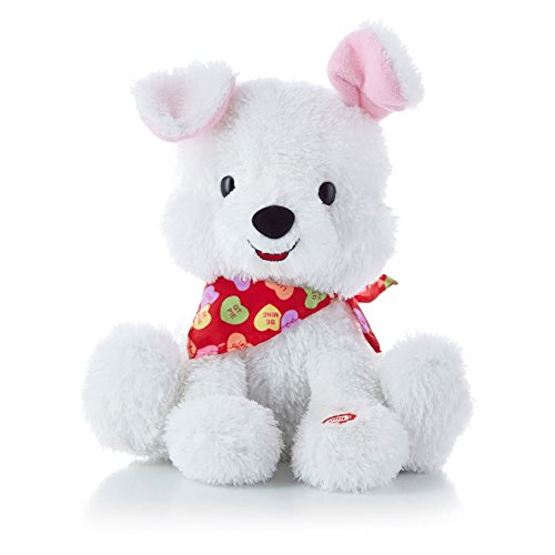 Hallmark LPR1102 Love You! Pup Interactive Stuffed Animal