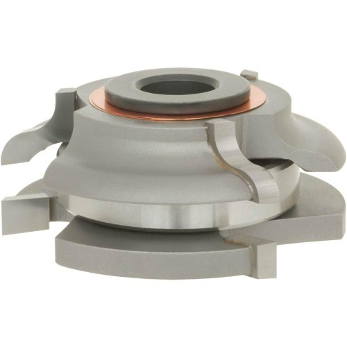 Grizzly C2317 Reversible Stile and Rail Ogee with Rub Collar and 3/4-Inch Bore