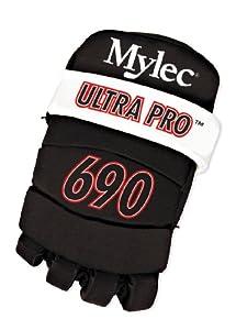 Mylec Ultra Pro Roller Hockey Player Gloves by Mylec