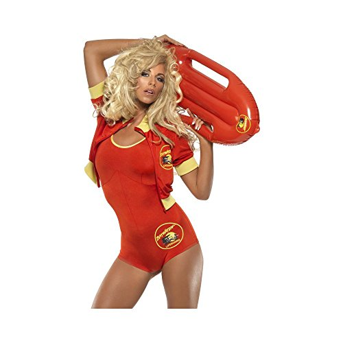 Baywatch Life Guard Women's Sexy Costume