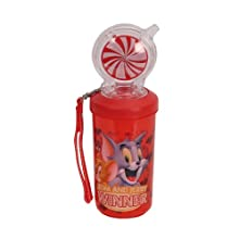 Tom & Jerry Winner Water Bottle - Red