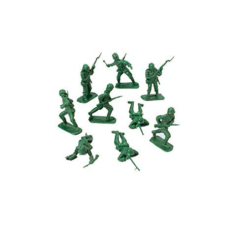 Toy Soldier Assortment 36 Piece Pack Toy action Soldiers
