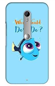 love Designer Printed Back Case Cover for Motorola Moto X Play