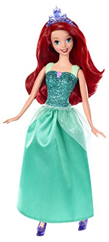 Disney Princesses CBD34 Bambola Arielle