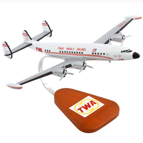 Mastercraft Collection Lockheed Constellation TWA Super G Model Scale:1/85 (Lockheed Constellation Model compare prices)