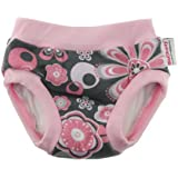 Blueberry Potty Training Pants (Small (22-28 lb), Petals)