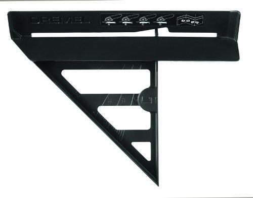 Dremel-2615S840JA-Dremel-DSM840-Gehrungswinkel-Vorsatz-Vorsatzgerte-Kompakt-Kreissge-schneiden-von-Fubodenleisten-Geradschnitte-Gehrungsschnitte