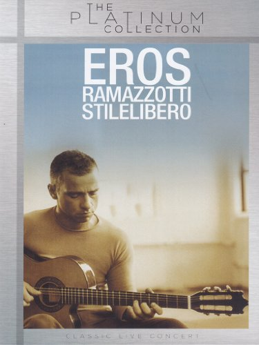 Eros Ramazzotti - Stilelibero (The Platinum Collection), DVD