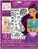 Style Me Up Washable Tattoos Henna Inspired