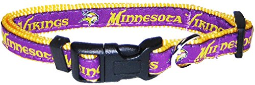 NFL Minnesota Vikings Pet Collar