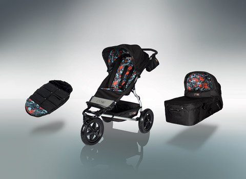 Urban Jungle Stroller