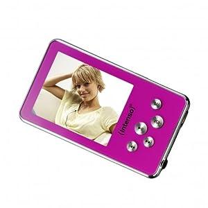 Intenso Video Driver Lecteur MP3/vidéo 4 Go Écran 5,1 cm (2