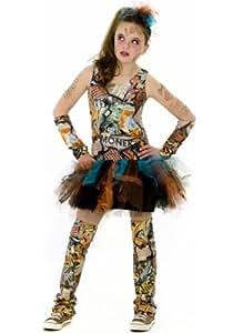Amazon.com: Princess Paradise 211918 Graffiti Girl Child Costume