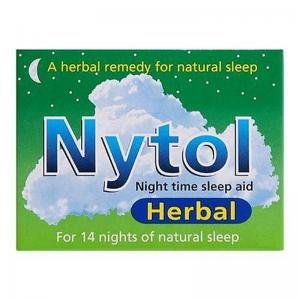 3 x Nytol Herbal Tablets for the natural relief of insomnia (30 tablets)