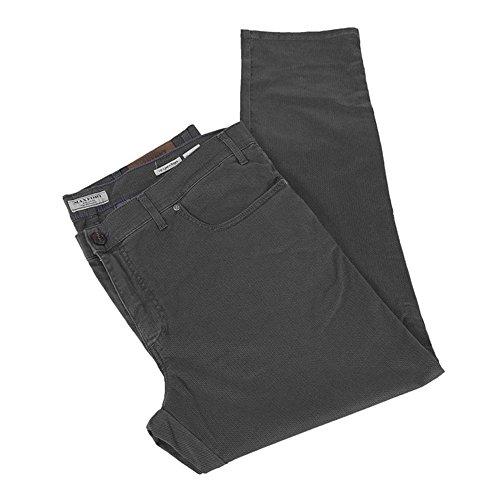 Calzone pantalone taglie forti uomo Maxfort BELFORD stretch - Grigio scuro, 70 GIROVITA 140 CM