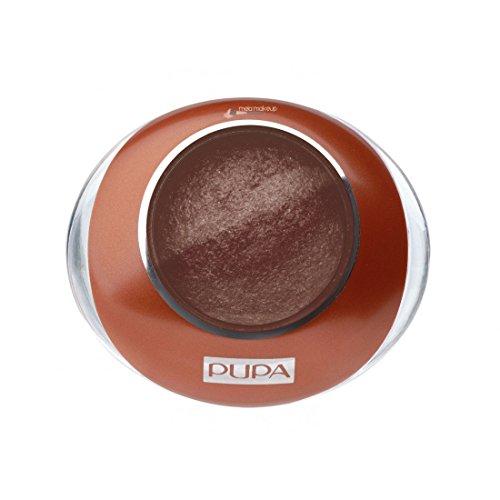 Pupa Luminys Silk Ombretto Cotto - 02 Dark Brown