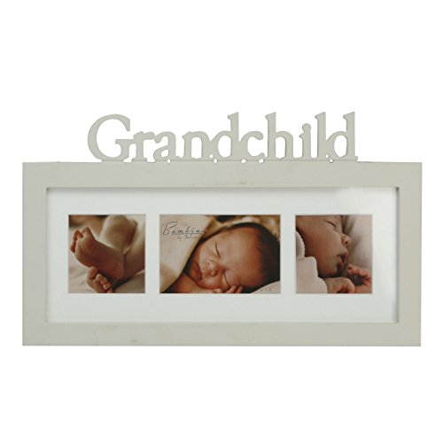 Bambino CG178 Baby Photo Frame, Grandchild