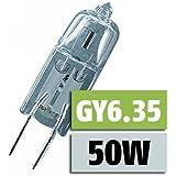 Osram Halostar Starlite 12V 50W GY6,35 44mm Stiftsockellampe 64440 S
