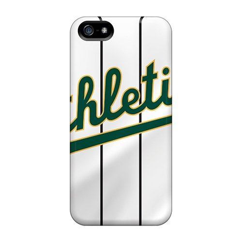 Sxx4874Ncht Hkeller Awesome Case Cover Compatible With Iphone 5/5S - Oakland Athletics