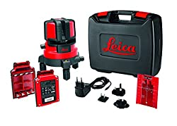 Leica Lino L4P1 - The Most Powerful Multi Line Laser Level