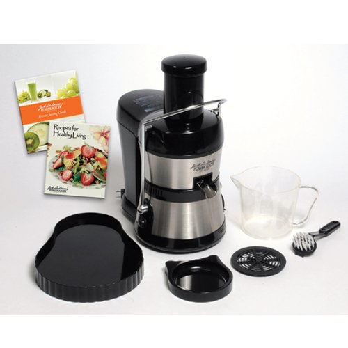 Heaven Fresh Slow Juicer Review : Jack Lalanne Power Juicer Express Deluxe - deversad