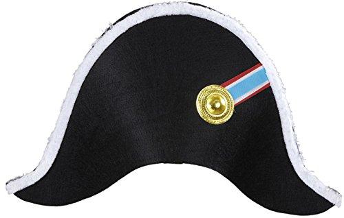 Widmann 01126 - Cappello Stile Napoleone, in Taglia Unica