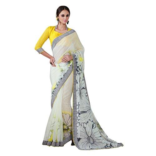 Jay Sarees Office Casual Partywear Ethnic Indian Linen Saree - Jcsari2995d1962