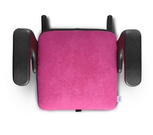 Clek Olli Booster Car Seat, Raspberry front-184572